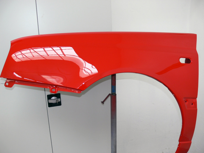 kotfl gel golf 3 iii farbcode lp3g neu lackiert vorn links. Black Bedroom Furniture Sets. Home Design Ideas