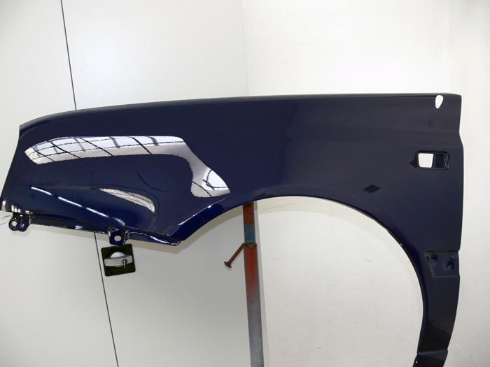 kotfl gel golf 3 iii farbcode la5e neu lackiert vorn links. Black Bedroom Furniture Sets. Home Design Ideas