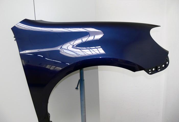 kotf gel golf 6 vorn rechts lackiert ld5q shadow blue metallic. Black Bedroom Furniture Sets. Home Design Ideas
