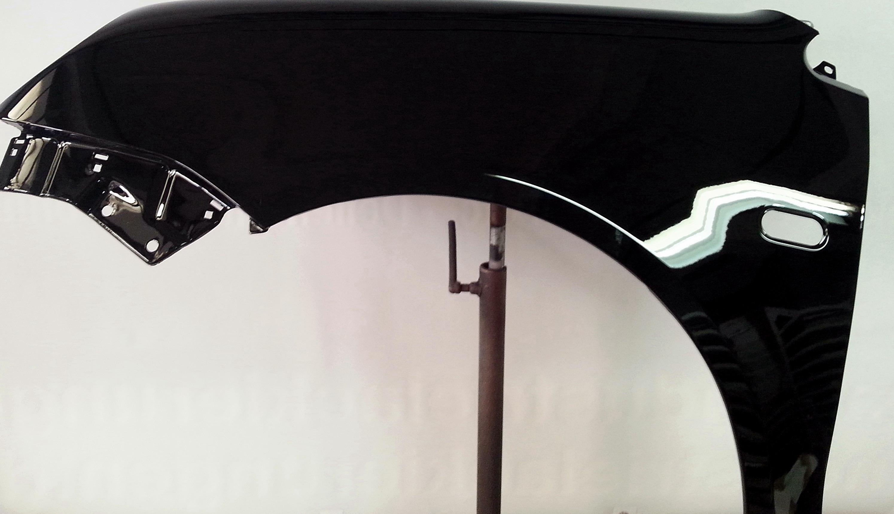 kotfl gel vw polo neu lackiert vorn links farbcode l041. Black Bedroom Furniture Sets. Home Design Ideas